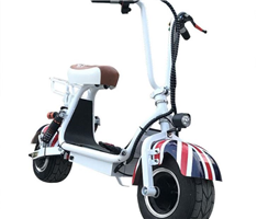 MiniCitycoco Motorcycle-female Citycoco electric scooter
