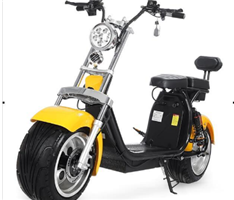 60V 1500W APP Citycoco electric scooter