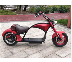 The latest Citycoco Harley electric scooter