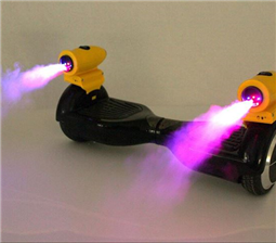 Hoverboard With Music Light Sprayer