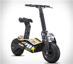 VELOCIFERO Maze 1600w 48v Electric Motorcycle